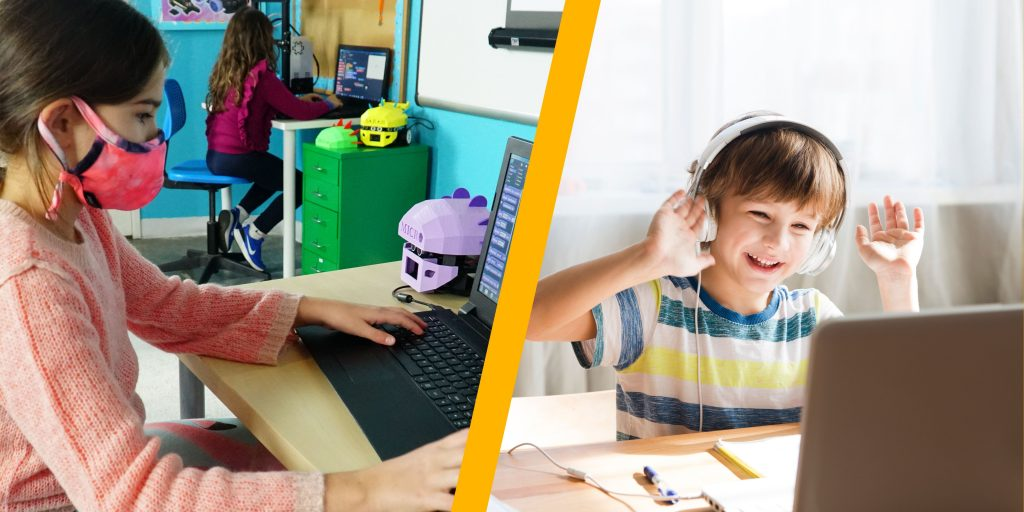 Online vs. In-Person Summer Coding Camps