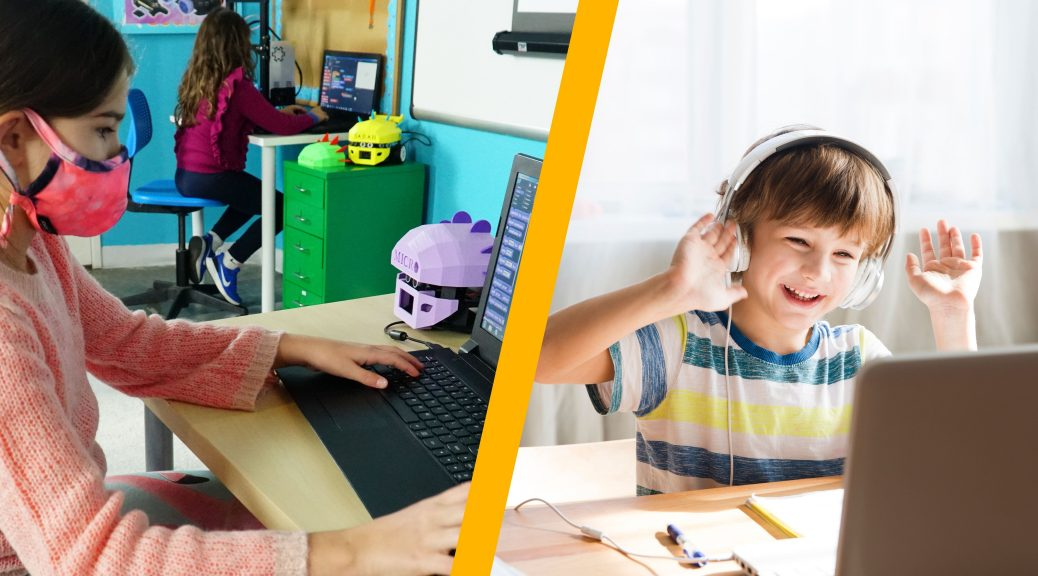 Online vs In-Person Summer Coding Camp